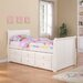 <strong>Donco Kids</strong> Donco Kids Sleigh Captain Bed with Trundle and Storage Drawers