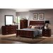 Wholesale Interiors Baxton Studio Argonne King Panel Bedroom Collection