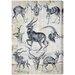 Oliver Gal Haeckel - Antalopina Study Graphic Art on Canvas