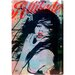 Oliver Gal Attitude Graphic Art on Canvas