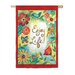 Field of Flowers 2-Sided Garden Flag