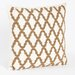 <strong>Carmella Beaded Design Pillow</strong> by Saro