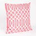 <strong>Colette Embroidered Design Pillow</strong> by Saro