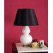 """<strong>Mavis 23.88"""" H Table Lamp with Empire Shade</strong> by Laura Ashley Home"""