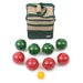 <strong>Lion Sports</strong> 107 MM Tournament Resin Bocce Set