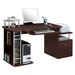 <strong>Deluxe Computer Desk</strong> by Techni Mobili