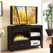 """<strong>Legends Furniture</strong> Cosmopolitan 54"""" TV Stand with Electric Fireplace"""