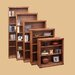 "<strong>Traditional 84.13"" Bookcase</strong> by Legends Furniture"