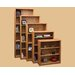 Contemporary Bookcase with 1 Fixed and 2 Adjustable Shelves