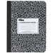 <strong>Hard Cover College Rule Composition Book (Set of 12)</strong> by Tops