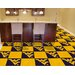 "FANMATS NCAA Team 18"" x 18"" Carpet Tile"