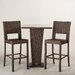 Matrix Destin 3 Piece Outdoor Dining Set