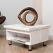 <strong>Juno White Functional Multi-Shape Coffee Table</strong> by Matrix