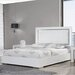 <strong>Ibiza Bed</strong> by Whiteline Imports