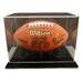 <strong>Black Acrylic Football Display Case</strong> by Caseworks International