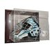 <strong>Caseworks International</strong> NHL Goalie Mask Case Up Display Case in Mahogany