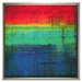 Modern Living Primary Framed Painting Print by Indigo Avenue