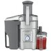 <strong>Stainless Steel Juicer</strong> by Cuisinart