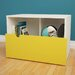 <strong>Taxi Mobile Toy Storage Bin</strong> by Nexera