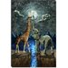 <strong>'Magical Forces of the Moon' by Maximilian San Painting Print on Ca...</strong> by iCanvasArt