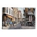 <strong>'China Town' by Stanton Manolakas Painting Print on Canvas</strong> by iCanvasArt