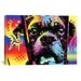 <strong>iCanvasArt</strong> 'Choose Adoption Boxer' by Dean Russo Graphic Art on Canvas