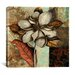 "<strong>iCanvasArt</strong> ""Baroque III"" Canvas Wall Art from Color Bakery"