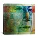 <strong>Canadian Money Queen #2 Graphic Art on Canvas</strong> by iCanvasArt