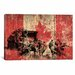 <strong>iCanvasArt</strong> Canadian Military Army Graphic Art on Canvas