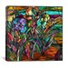 "<strong>""Candy Coated Irises"" Canvas Wall Art by Mindy Sommers</strong> by iCanvasArt"