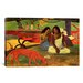 iCanvasArt 'Arearea, 1892' by Paul Gauguin Painting Print on Canvas