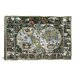 <strong>iCanvasArt</strong> 'Antique World Map II' by Interlitho Designs Graphic Art on Canvas