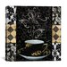 """""""Cafe Noir"""" Canvas Wall Art by Color Bakery by iCanvasArt"""