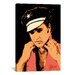 <strong>iCanvasArt</strong> C.C. Rider (Elvis Presley) Graphic Art on Canvas