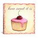 "<strong>""Cherry Cupcake"" Canvas Wall Art by Jennifer Nilson</strong> by iCanvasArt"