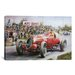 iCanvasArt Cars and Motorcycles Alfa Romeo Heading to Victory Painting Print on Canvas