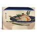 <strong>Ando Hiroshige 'Bowl of Sushi' by Utagawa Hiroshige l Graphic Art o...</strong> by iCanvasArt