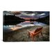 iCanvasArt 'A Bench with a View' by Bob Larson Photographic Print on Canvas