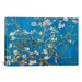 <strong>iCanvasArt</strong> Almond Blossom by Vincent Van Gogh Painting Print on Canvas