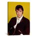 <strong>1970's by Elvis Presley Photographic Print on Canvas</strong> by iCanvasArt