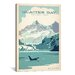 <strong>'Glacier Bay' by Anderson Design Group Vintage Advertisement on Canvas</strong> by iCanvasArt