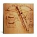 """<strong>""""Giant Catapult, Circa 1499"""" Canvas Wall Art by Leonardo da Vinci</strong> by iCanvasArt"""