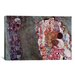 <strong>'Death and Life' by Gustav Klimt Painting Print on Canvas</strong> by iCanvasArt