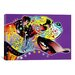 <strong>'Happy Boxer' by Dean Russo Graphic Art on Canvas</strong> by iCanvasArt