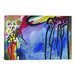 <strong>'Improvisation 19' by Wassily Kandinsky Painting Print on Canvas</strong> by iCanvasArt