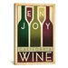 <strong>iCanvasArt</strong> 'Enjoy California Wine' by Anderson Design Group Graphic Art on Canvas