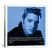 <strong>iCanvasArt</strong> Elvis Presley Quote Canvas Wall Art
