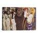 <strong>'Die Feindlichen Gewalten (The Hostile Forces)' by Gustav Klimt Pai...</strong> by iCanvasArt