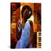 <strong>iCanvasArt</strong> Diva by Keith Mallett Graphic Art on Canvas