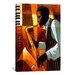 <strong>Fusion by Keith Mallett Painting Print on Canvas</strong> by iCanvasArt